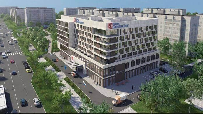 Hilton Garden Inn eröffnet